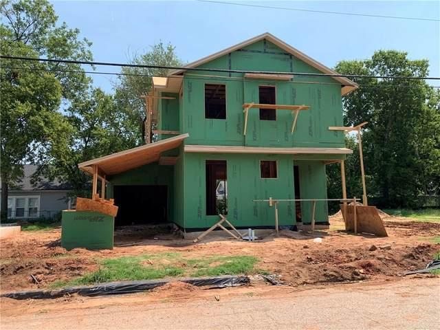 4020 N Military Avenue, Oklahoma City, OK 73118 (MLS #905328) :: Keri Gray Homes