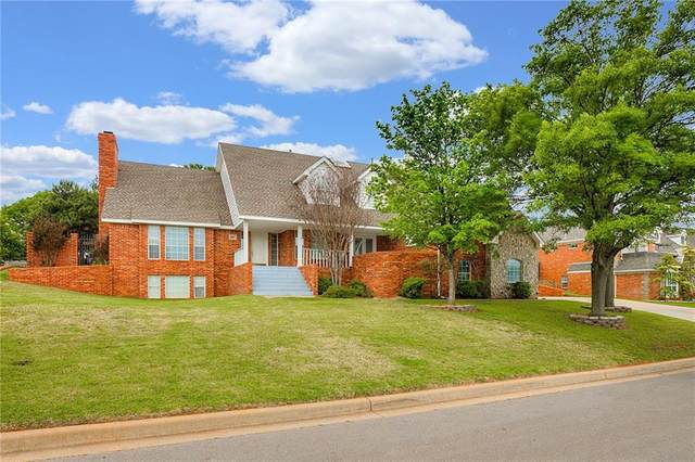 1907 N Lark Street, Weatherford, OK 73096 (MLS #905629) :: Homestead & Co