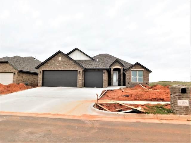 9309 SW 44th Terrace, Oklahoma City, OK 73179 (MLS #906425) :: Homestead & Co