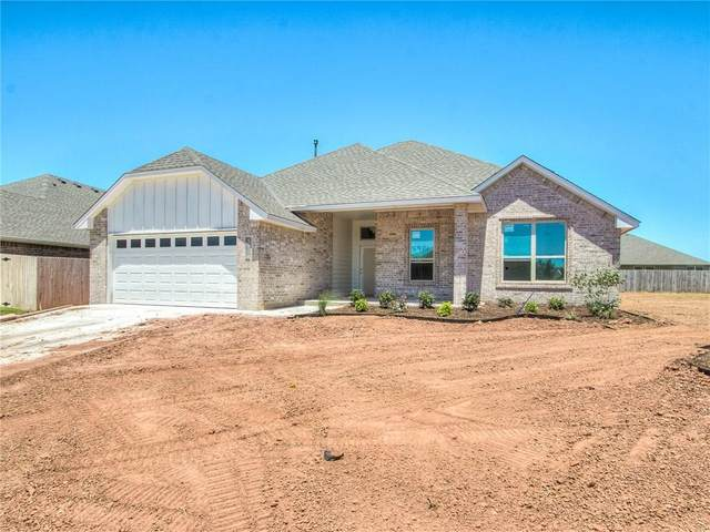 5921 NW 159th Circle, Edmond, OK 73013 (MLS #907254) :: Homestead & Co