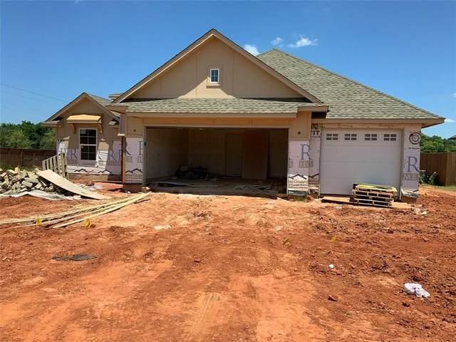 2000 Edgewater Drive, Moore, OK 73160 (MLS #907292) :: Homestead & Co
