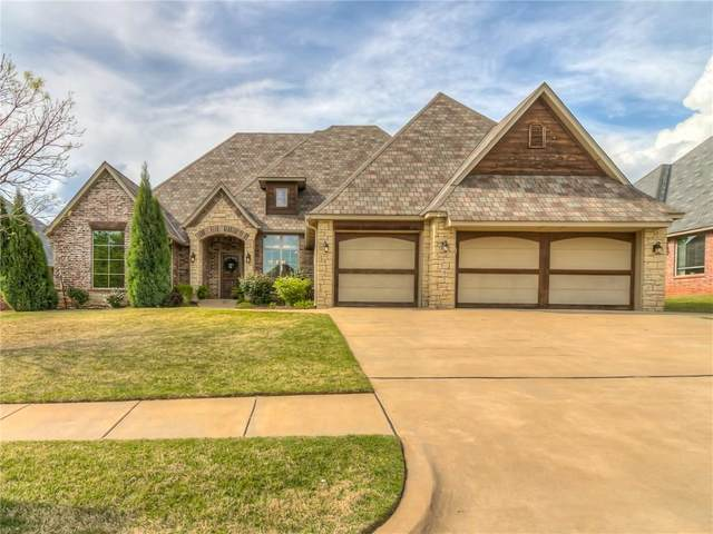 5517 NW 130th Street, Oklahoma City, OK 73142 (MLS #907312) :: Homestead & Co