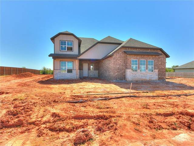 18348 Chuckwagon Trail, Norman, OK 73071 (MLS #908359) :: ClearPoint Realty