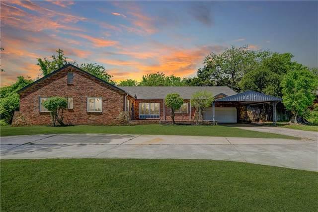 3217 N Portland Avenue, Oklahoma City, OK 73112 (MLS #908566) :: Homestead & Co