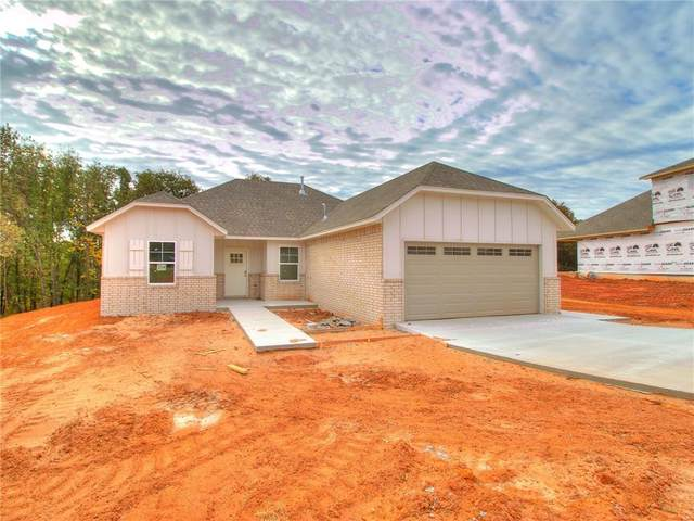 11668 Cedar Street, Guthrie, OK 73044 (MLS #908765) :: Homestead & Co