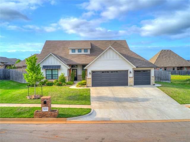 5213 NW 117TH Terrace, Oklahoma City, OK 73162 (MLS #909455) :: Homestead & Co