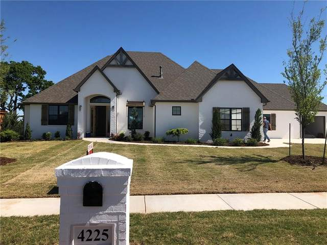 4225 SW 127th, Oklahoma City, OK 73173 (MLS #909855) :: Homestead & Co