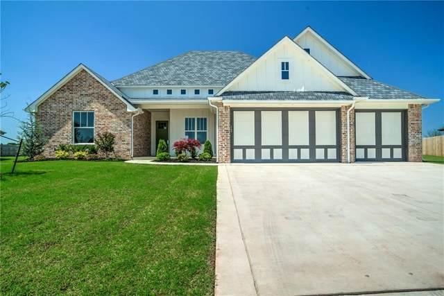 108 Pont Mirabeau Circle, Edmond, OK 73034 (MLS #910070) :: Keri Gray Homes