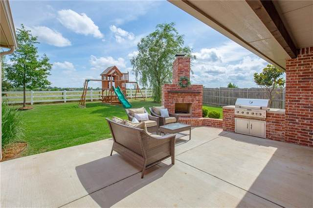 500 Idabel Bridge, Edmond, OK 73034 (MLS #910199) :: Homestead & Co