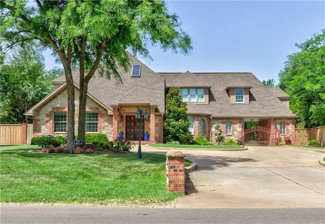 2733 Guilford Lane, Oklahoma City, OK 73120 (MLS #910404) :: Homestead & Co