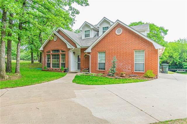 13849 Twin Ridge, Edmond, OK 73034 (MLS #911953) :: Homestead & Co