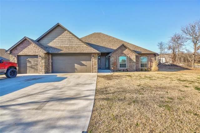 12615 Willow Bay Drive, Oklahoma City, OK 73165 (MLS #912181) :: Homestead & Co