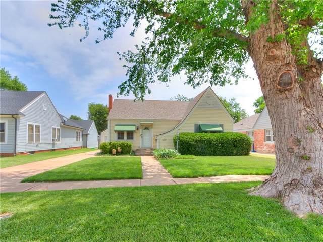 405 S 9th Street, Kingfisher, OK 73750 (MLS #912287) :: Keri Gray Homes
