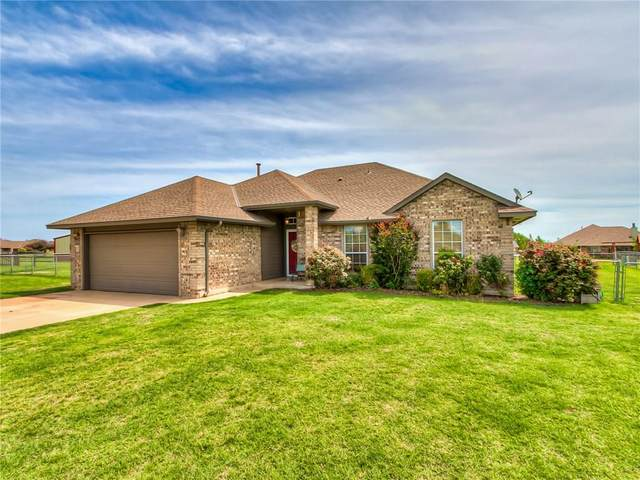 2556 Wagon Train Circle, Piedmont, OK 73078 (MLS #912391) :: Keri Gray Homes