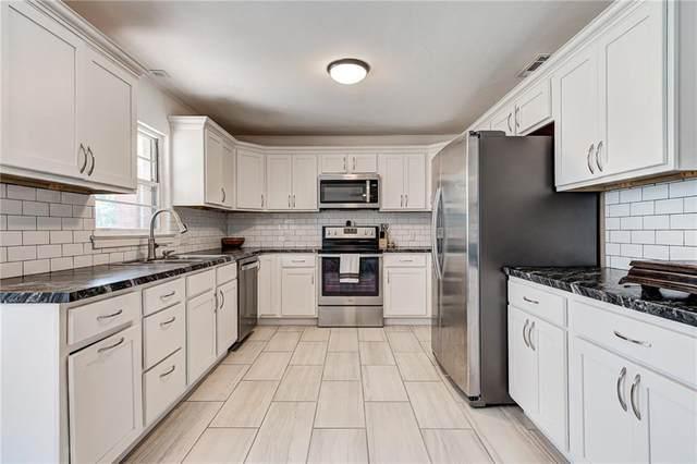 3230 NW 69th Street, Oklahoma City, OK 73116 (MLS #914603) :: Keri Gray Homes