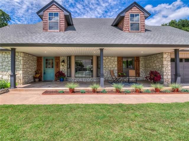 2225 NW 45th Street, Oklahoma City, OK 73112 (MLS #914698) :: Keri Gray Homes