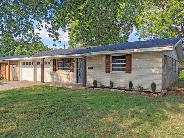 3708 N Markwell Avenue, Bethany, OK 73008 (MLS #915705) :: Keri Gray Homes
