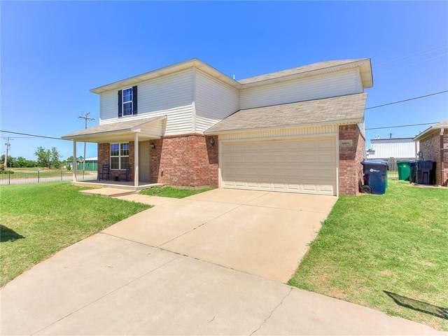 6004 Johnnie Terrace, Oklahoma City, OK 73149 (MLS #915865) :: Homestead & Co