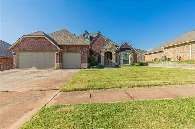 3312 Valley Meadow, Norman, OK 73071 (MLS #916033) :: Homestead & Co