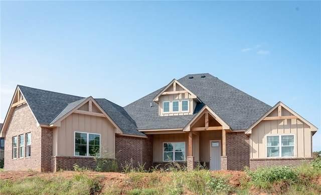 8105 Ridge Creek Road, Edmond, OK 73034 (MLS #916952) :: Keri Gray Homes