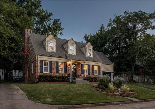 528 NW 37 Street, Oklahoma City, OK 73118 (MLS #916968) :: Homestead & Co