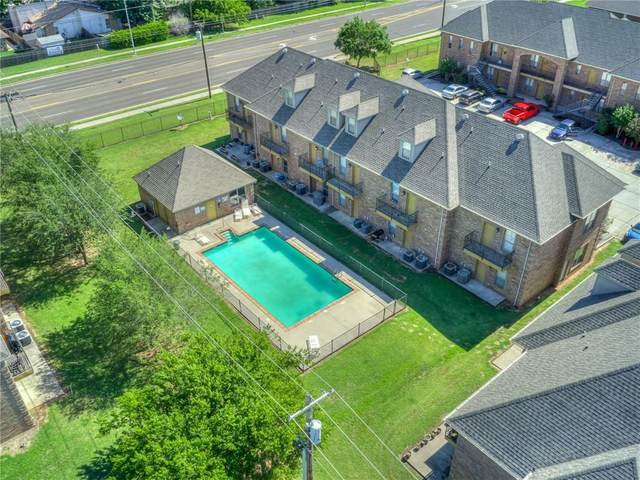 1812 Alameda Street #324, Norman, OK 73071 (MLS #917669) :: The UB Home Team at Whittington Realty