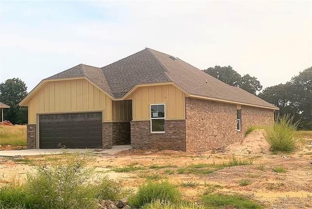 15997 Prairie Rose Drive, McLoud, OK 74851 (MLS #917890) :: Erhardt Group at Keller Williams Mulinix OKC