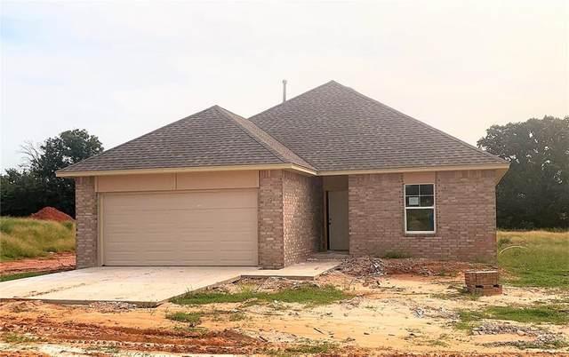 15991 Prairie Rose Drive, McLoud, OK 74851 (MLS #917915) :: Erhardt Group at Keller Williams Mulinix OKC