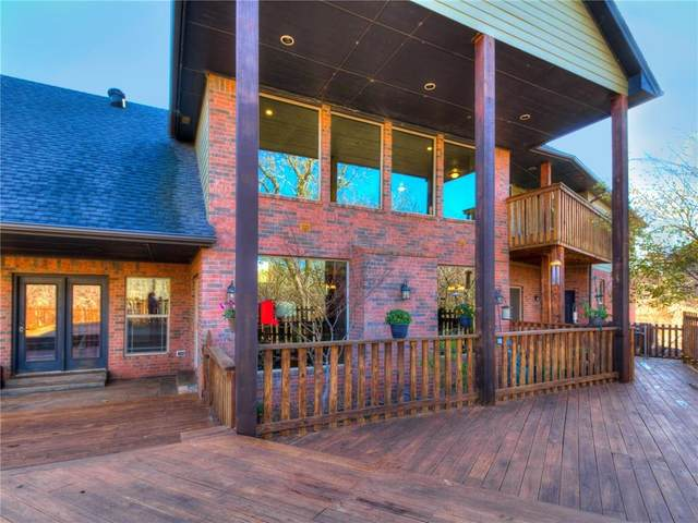 13625 La Cresta Drive, Piedmont, OK 73078 (MLS #918134) :: Homestead & Co