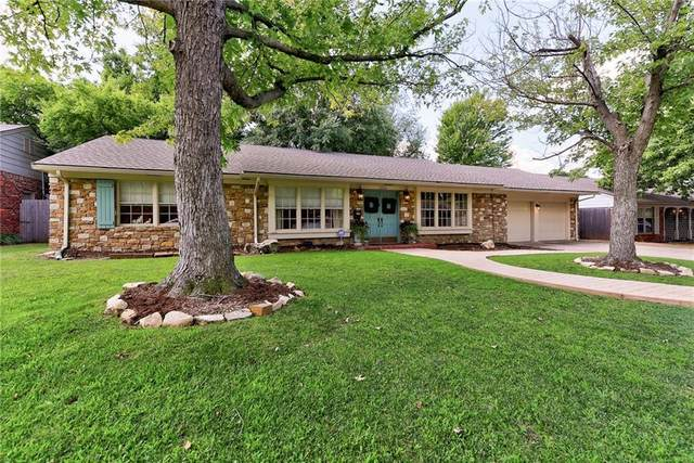 1324 Andover Court, Oklahoma City, OK 73120 (MLS #918971) :: ClearPoint Realty