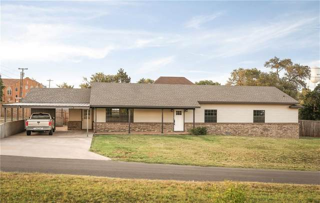 701 N Broadway Street, Sayre, OK 73662 (MLS #919033) :: ClearPoint Realty