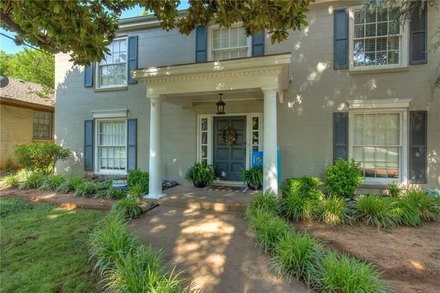 4311 N Georgia Avenue, Oklahoma City, OK 73118 (MLS #919315) :: Erhardt Group at Keller Williams Mulinix OKC