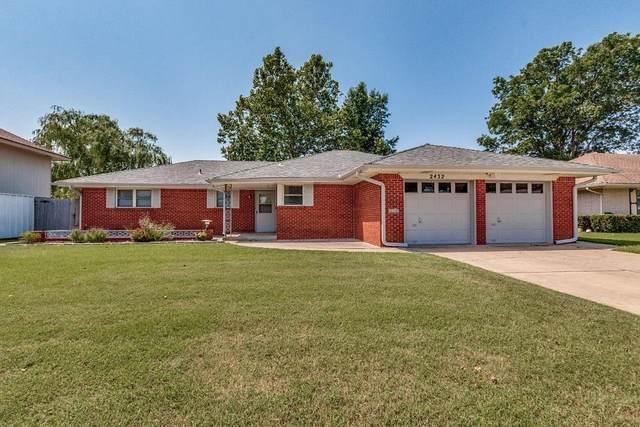 2432 SW 80th Street, Oklahoma City, OK 73159 (MLS #919334) :: Homestead & Co