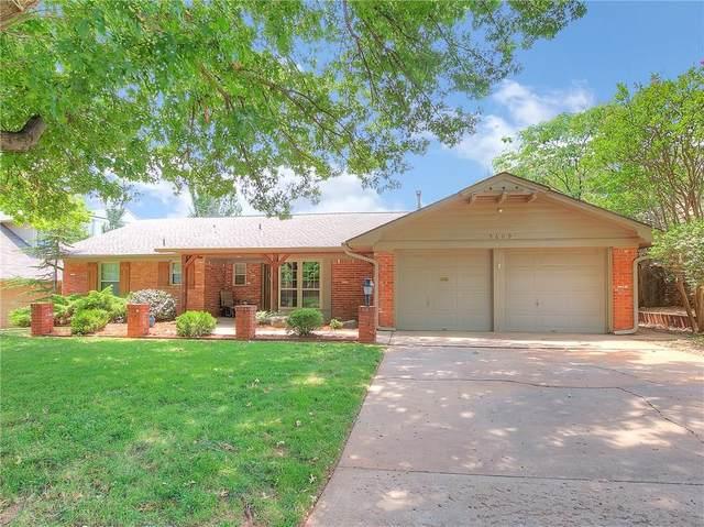 5609 N Ross Avenue, Oklahoma City, OK 73112 (MLS #919512) :: Homestead & Co