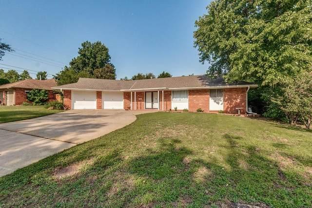 6121 Kingston Road, Oklahoma City, OK 73122 (MLS #919714) :: Homestead & Co