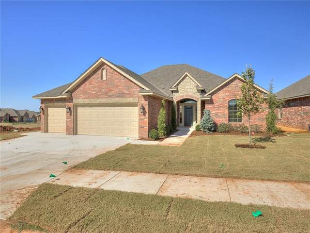 617 Texoma Drive, Edmond, OK 73025 (MLS #920196) :: ClearPoint Realty