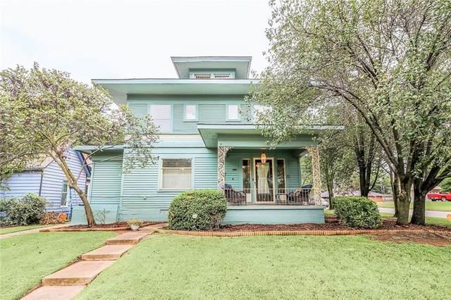 801 E Noble Avenue, Guthrie, OK 73044 (MLS #920353) :: Keri Gray Homes