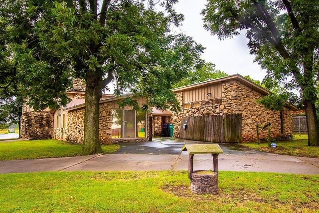 6300 S Broadway Drive, Oklahoma City, OK 73139 (MLS #920611) :: Keri Gray Homes