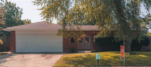 1702 Northcrest Drive, Norman, OK 73071 (MLS #924544) :: ClearPoint Realty
