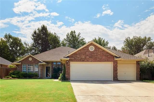 608 Colony Drive, Edmond, OK 73003 (MLS #925295) :: Homestead & Co