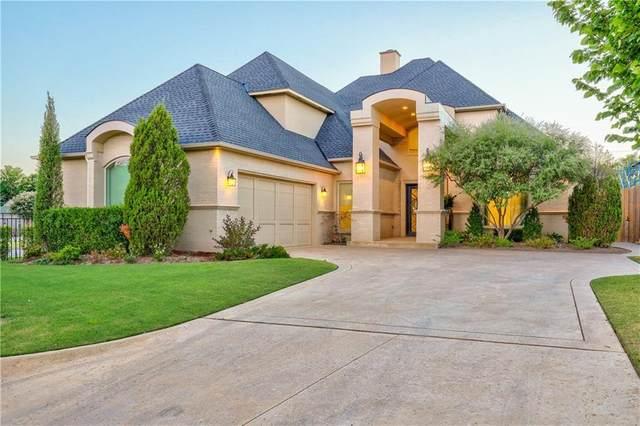 7901 Nichols Gate Circle, Oklahoma City, OK 73116 (MLS #925857) :: Homestead & Co