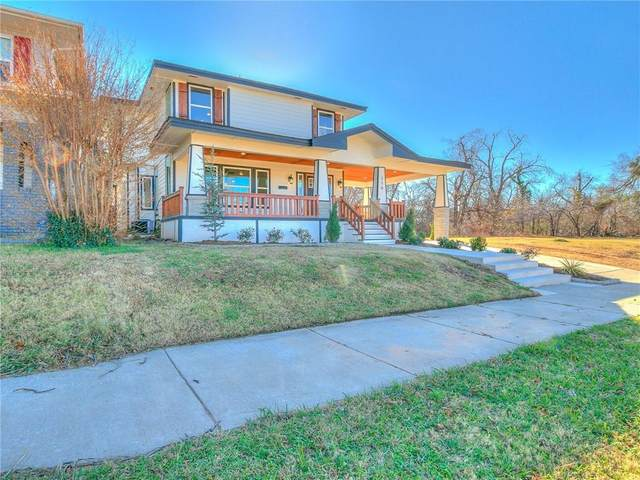 316 NE 14th Street, Oklahoma City, OK 73104 (MLS #927371) :: The UB Home Team at Whittington Realty