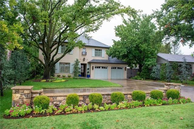 2009 Huntington Avenue, Nichols Hills, OK 73116 (MLS #927642) :: The Oklahoma Real Estate Group