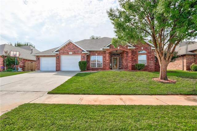 3016 Highland Glen, Norman, OK 73069 (MLS #927647) :: Erhardt Group at Keller Williams Mulinix OKC