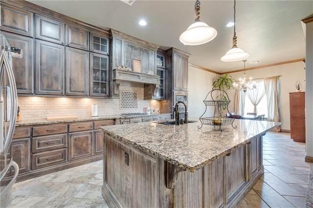 4009 Chesterfield Place, Oklahoma City, OK 73179 (MLS #928361) :: Keri Gray Homes