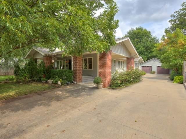 517 S Flood Avenue, Norman, OK 73069 (MLS #928370) :: KG Realty