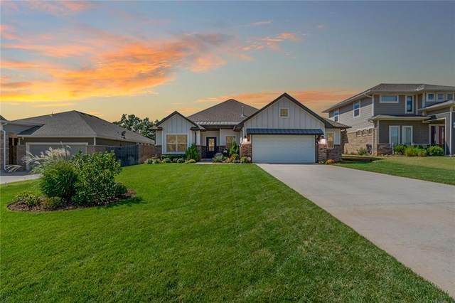 18009 Chisholm Creek Farm Lane, Edmond, OK 73012 (MLS #929955) :: ClearPoint Realty