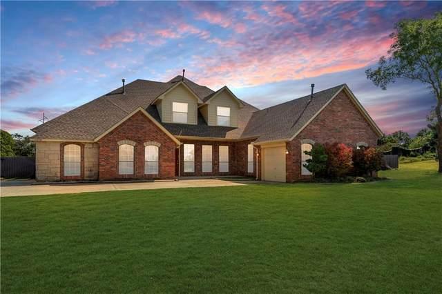 14270 Whippoorwill Vista, Choctaw, OK 73020 (MLS #930818) :: Homestead & Co