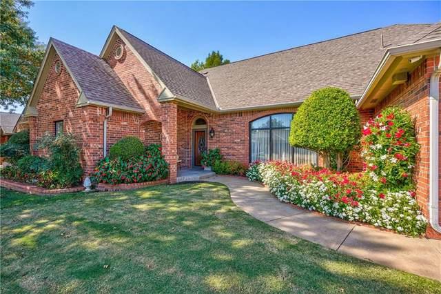 10405 S Dewey Avenue, Oklahoma City, OK 73139 (MLS #931109) :: Homestead & Co