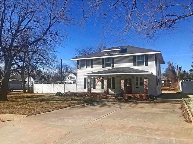 1200 N Broadway Avenue, Shawnee, OK 74801 (MLS #931526) :: Keller Williams Realty Elite
